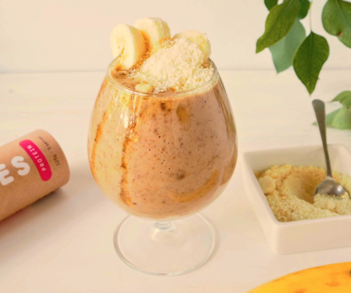 Recipe of the Week: Banoffee Smoothie